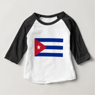 Kubanische Flagge - Bandera Cubana - Flagge von Baby T-shirt