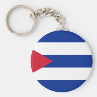 Kubanische Flagge - Bandera Cubana - Flagge von Schlüsselanhänger