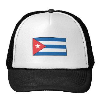 Kubanische Flaggen-T - Shirts und Geschenke Truckermützen