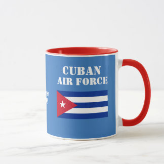 Kubanische Luftwaffe Roundel Kaffee-Tasse Tasse