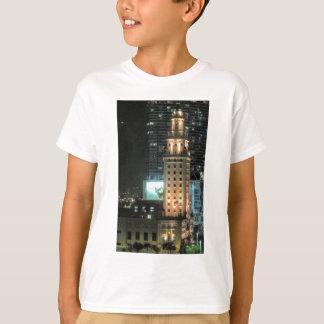 Kubanischer Freiheits-Turm in Miami 7 T-Shirt