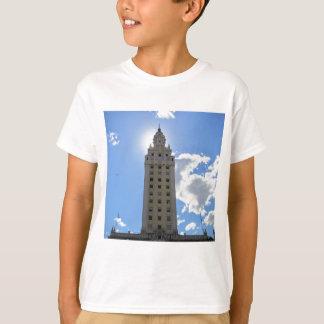 Kubanischer Freiheits-Turm in Miami T-Shirt