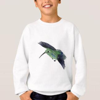 Kubanischer Smaragdkolibri Sweatshirt