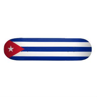 Kubanisches Flaggen-Skateboard Skateboardbretter