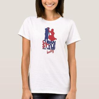 Kubanisches Salsa-Art-vollständig Baby! T - Shirt