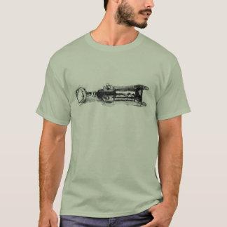 Küche bearbeitet Wein-Öffner T-Shirt