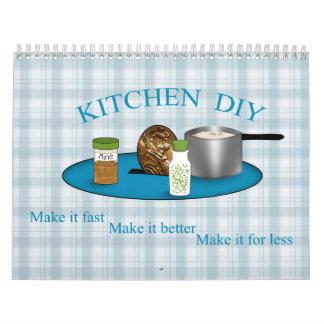 Küche tun es sich kochend ist einfach u. billig abreißkalender