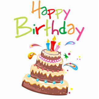 Kuchen-alles Gute zum Geburtstag Ausschnitt