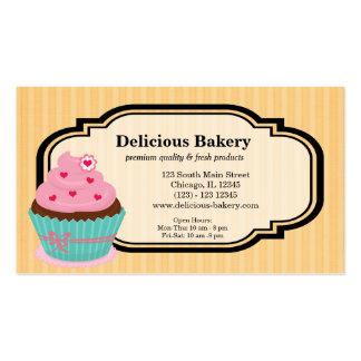 Kuchen-Bäckerei Visitenkarte