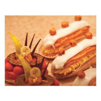 Kuchen - Bellagio - wenige Kuchen Flyers