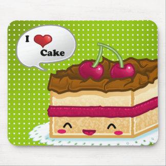 Kuchen der Liebe I Mauspad