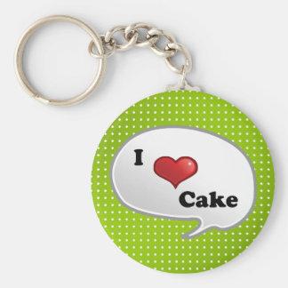 Kuchen der Liebe I Schlüsselbänder