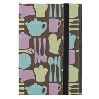 Küchen-Gerät-Muster 2 Hülle Fürs iPad Mini