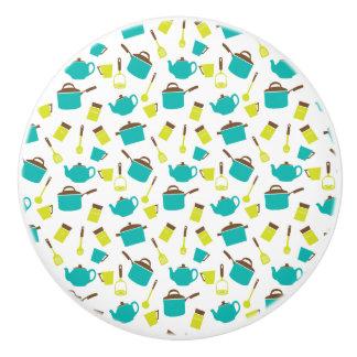 Küchen-Gerät-Tonware Keramikknauf