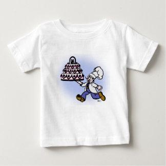 Kuchen-Koch Baby T-shirt
