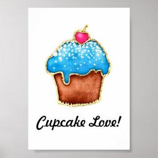 Kuchen-Liebe Poster