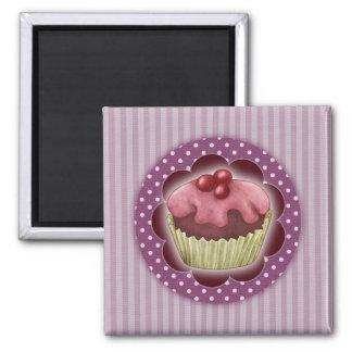 Kuchen-Magnet Quadratischer Magnet