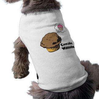 Kuchen-Möchtegern-Muffin Shirt