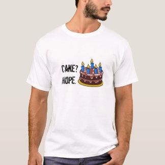 Kuchen? Nope. T-Shirt