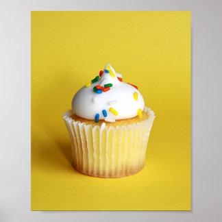 Kuchen-Plakat Poster