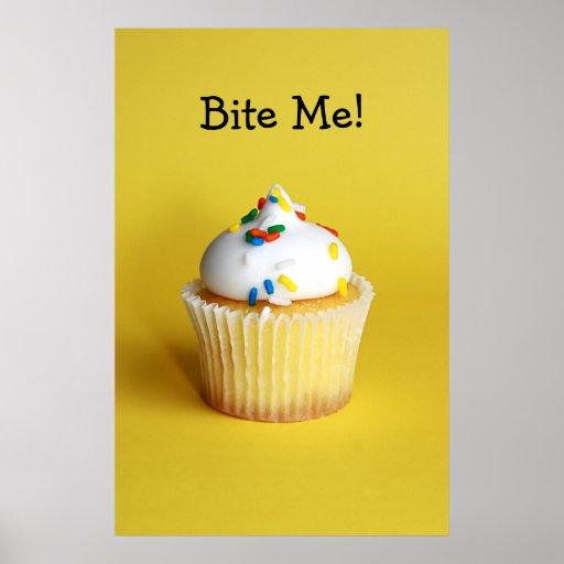 Kuchen-Plakat