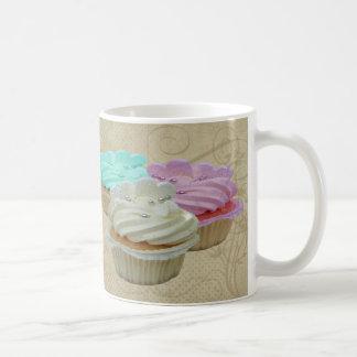Kuchen-Schmutz Kaffeetasse