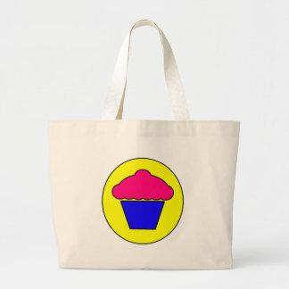 Kuchen-Symbol-Ikonen-Schalen-Kuchen-Nachtisch Tasche