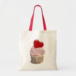 Kuchen-Taschentasche des Valentines Tages Einkaufstasche