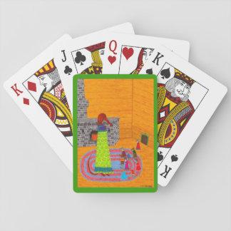 Kuchen Yaga Spielkarten