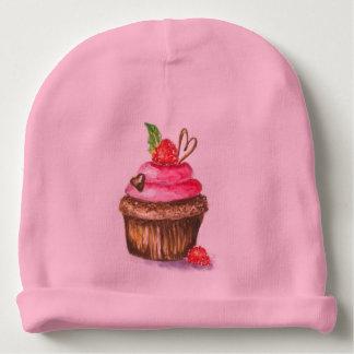 Kuchenmalerei auf Babyhut Babymütze