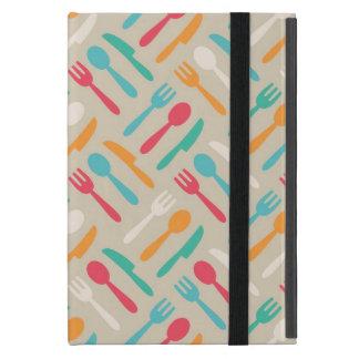 Küchenmuster 3 iPad mini etui