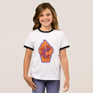 Kuchenstrudel Ringer T-Shirt