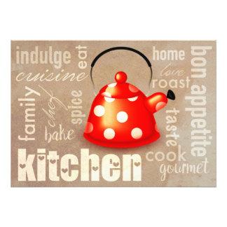 Küchenzeichenliebling zitiert Foto