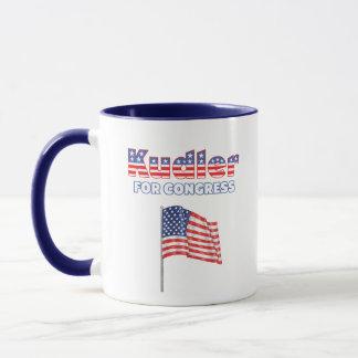 Kudler für Kongress-patriotische amerikanische Tasse