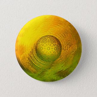 Kugel auf Fläche Runder Button 5,7 Cm