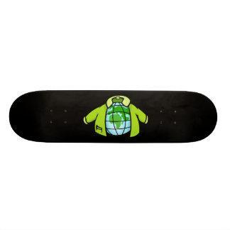 Kugel-Jacke Skateboarddeck