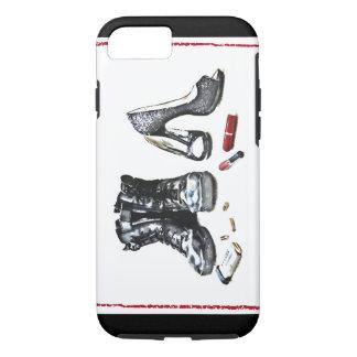 Kugeln und Lippenstift iPhone 7 Fall iPhone 8/7 Hülle
