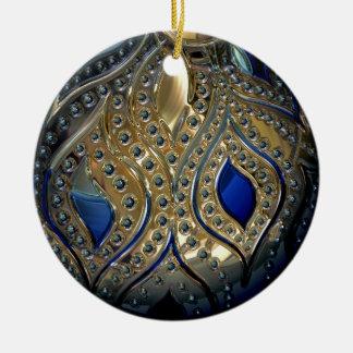 Kugelnachahmung Rundes Keramik Ornament