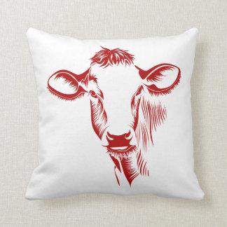 Kuh-Bauernhaus-Kissen Kissen