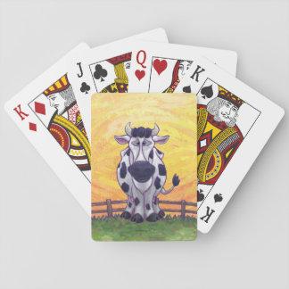 Kuh-Geschenke u. Zusätze Spielkarten