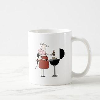 Kuh-Grill-T-Shirts und Geschenke Kaffeetassen