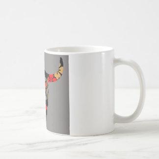 Kuh Kaffeetasse