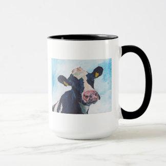 Kuh-Tasse. Heilige Kuh! Tasse