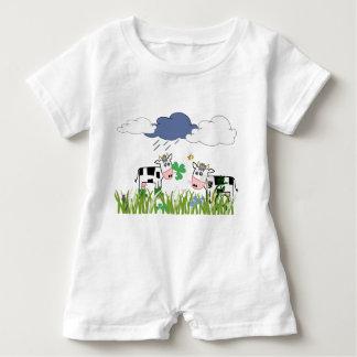 Kühe auf der Weide Strampler