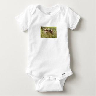KÜHE LÄNDLICHES QUEENSLAND AUSTRALIEN BABY STRAMPLER