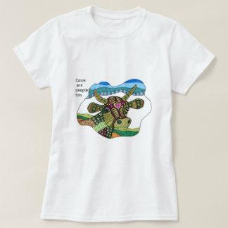 Kühe sind Leute auch! T-Shirt