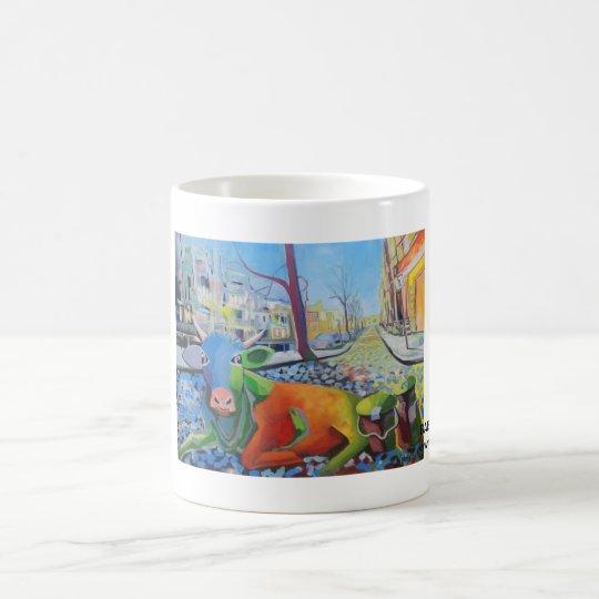 Kuhle Tasse: Baby Amsterdam Kaffeetasse