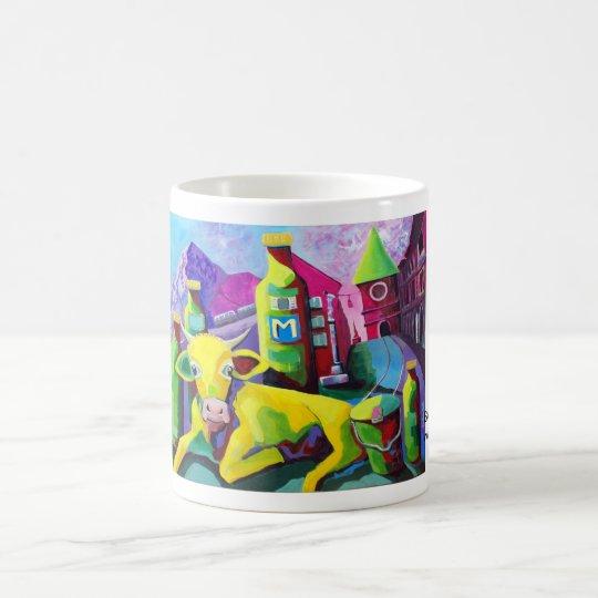 Kuhle Tasse: Baby Bern Kaffeetasse
