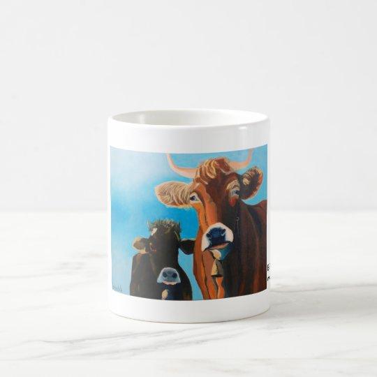 Kuhle Tasse: Brownies Kaffeetasse