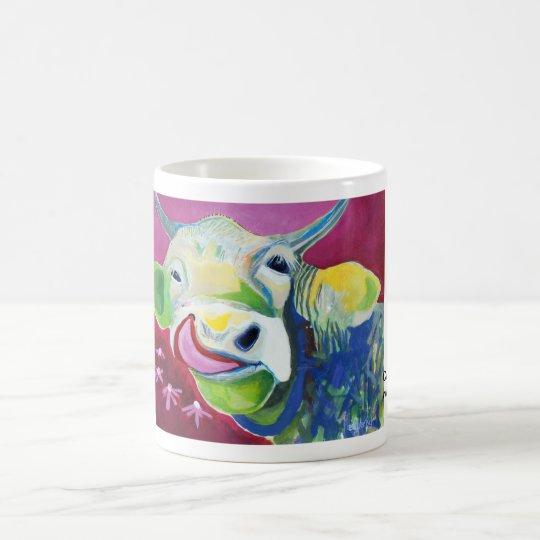 Kuhle Tasse: Carla Dall Kaffeetasse